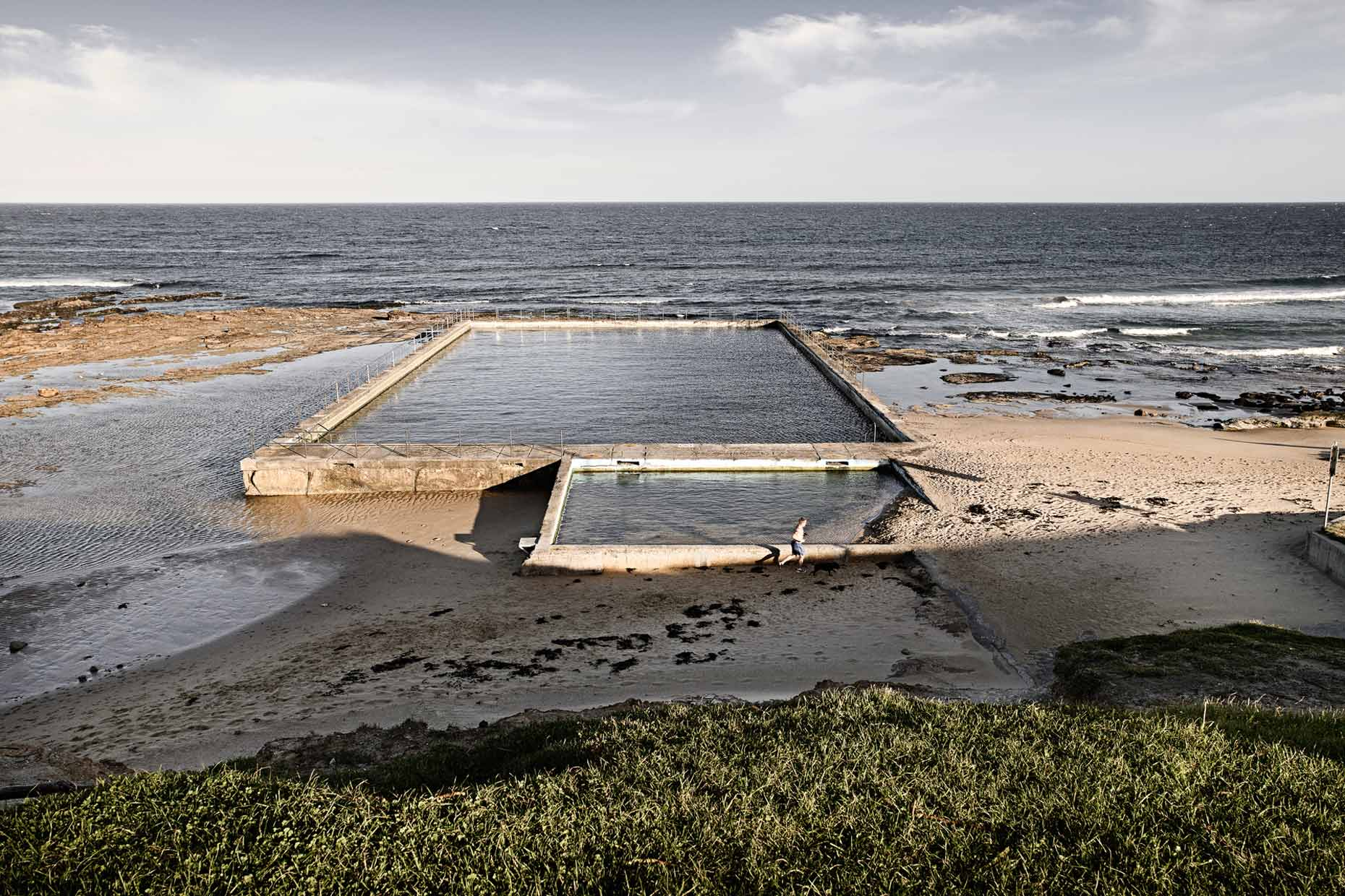 australia | bulli bulli baths tidal pools