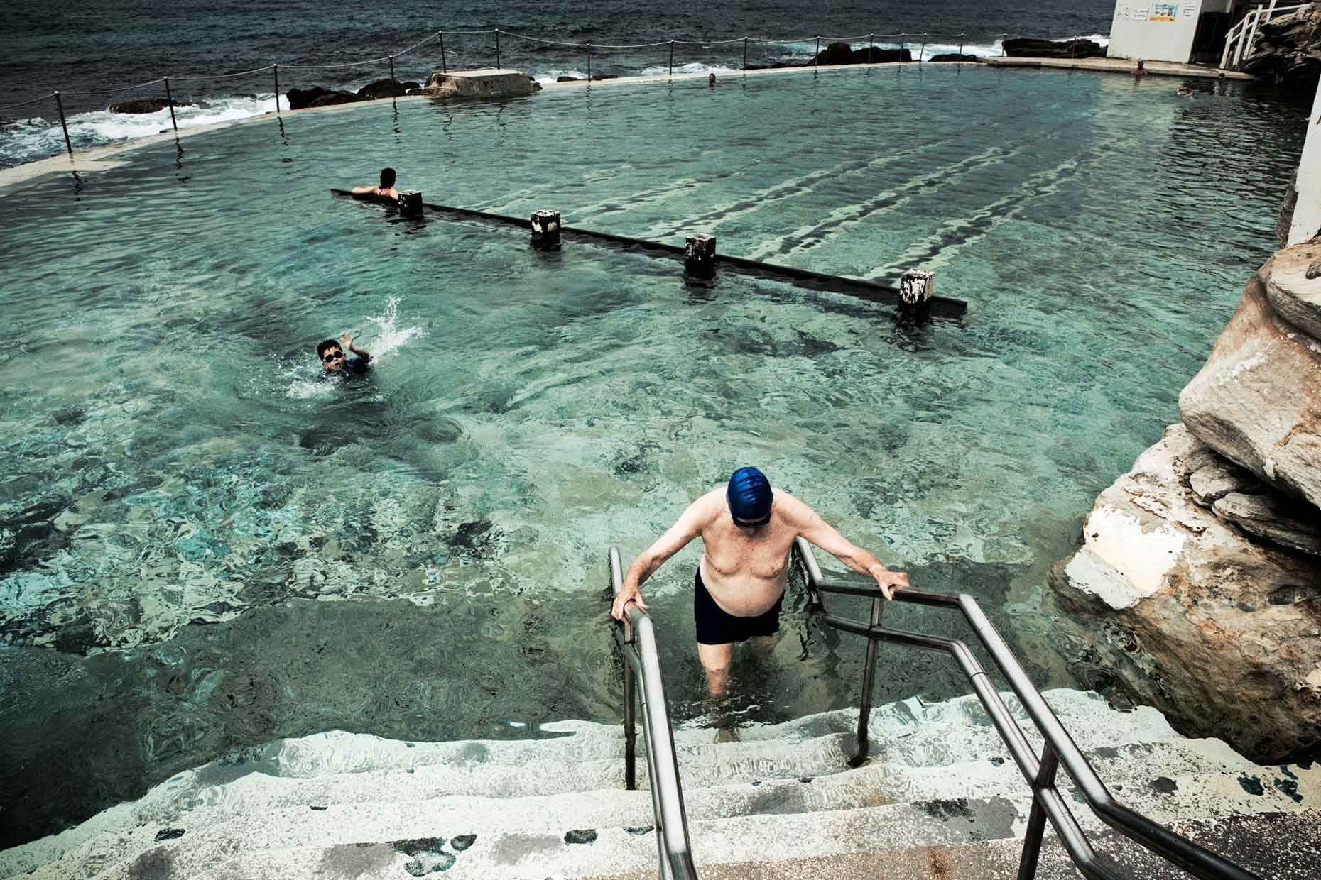 australia | sydney bronte beach pool tidal pools