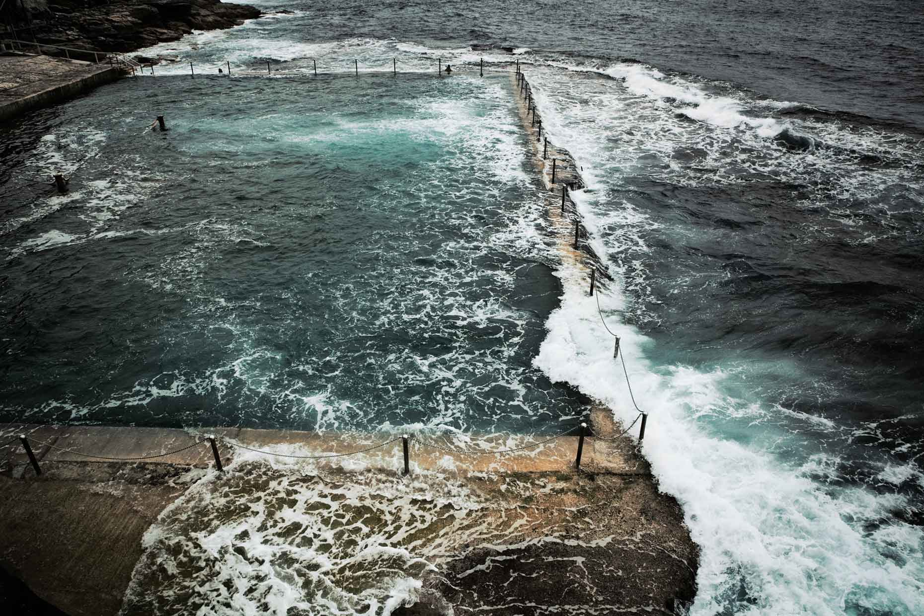 australia | sydney wylies baths tidal pools