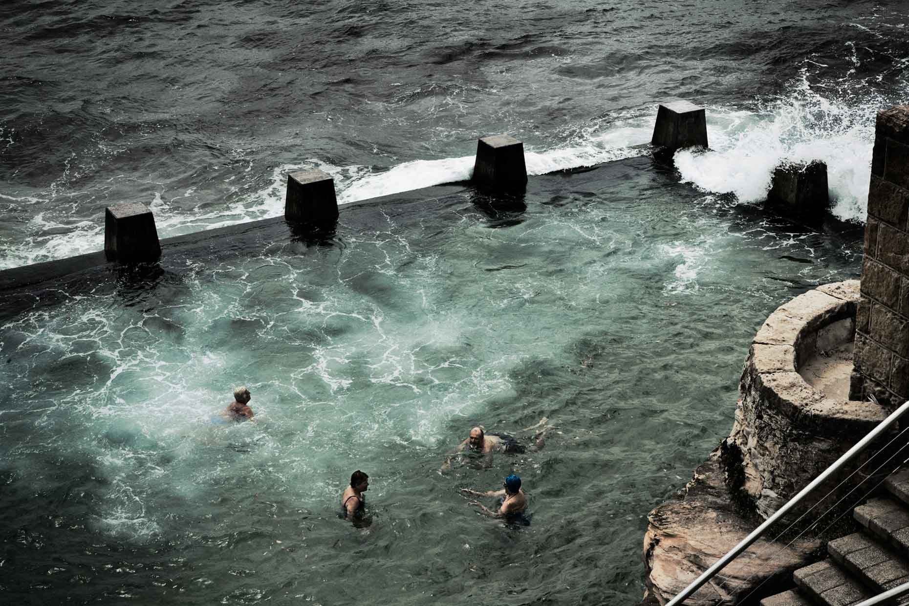 australia | sydney ross jones rockpool tidal pools