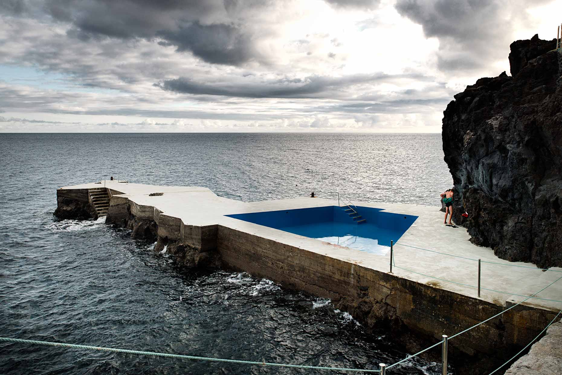 portugal | madeira lido rocamar tidal pools