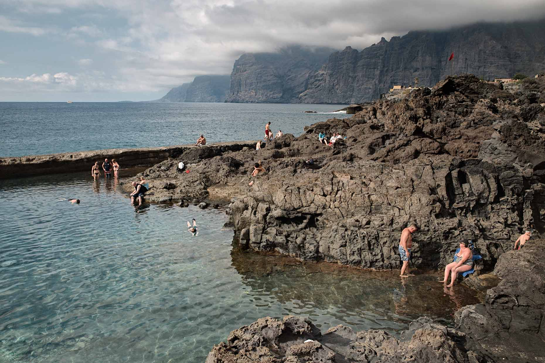 spain | tenerife piscina el caleton tidal pools