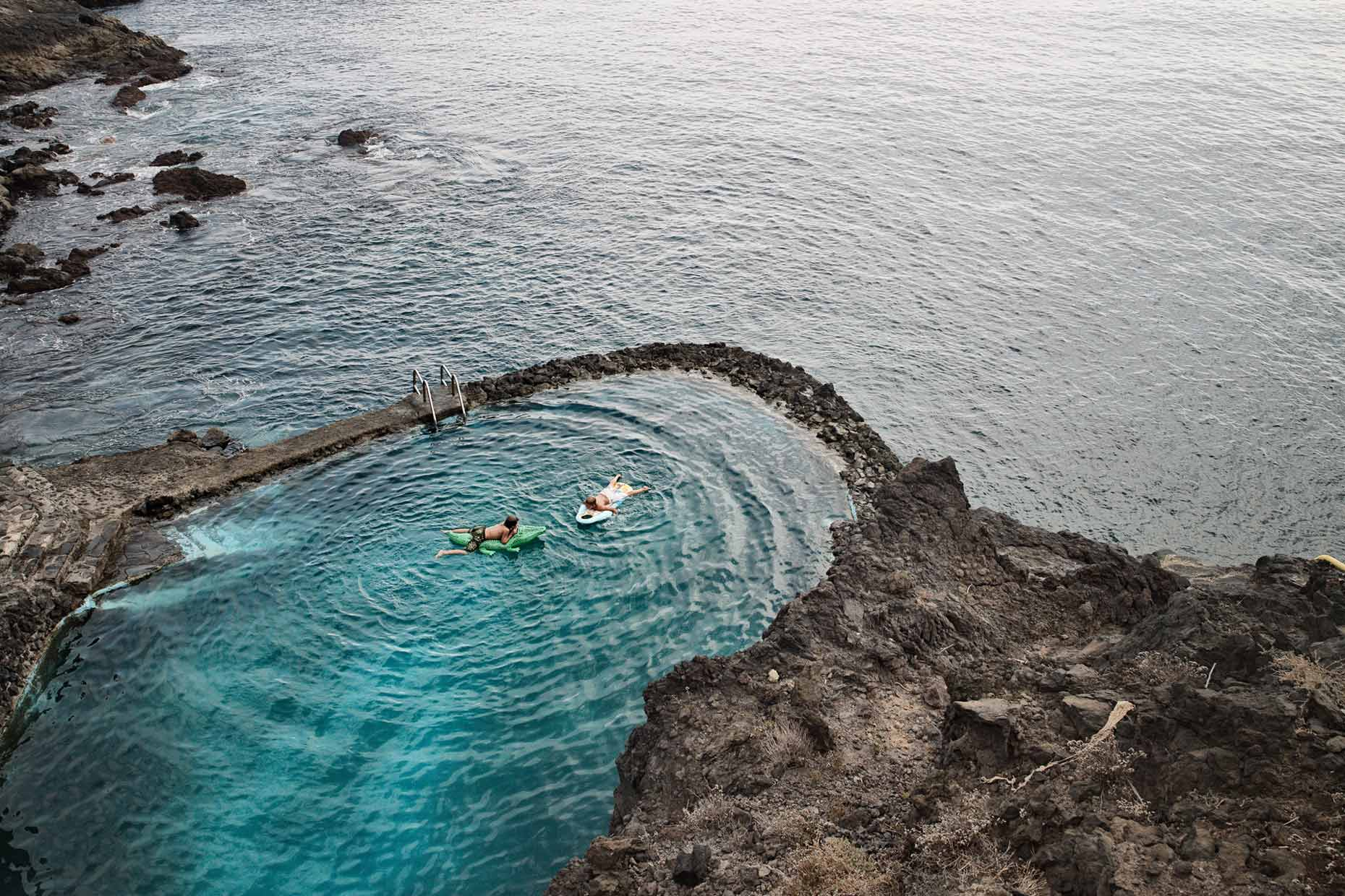 spain | tenerife piscina las caletillas tidal pools